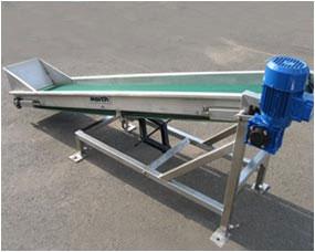 Elevator Amp Conveyor Machinery For Waste Handling Sorting