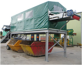 Mobile and static picking stations, multiple drop chutes, designed to meet your specifications