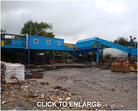 Complete waste picking systems designed and built to customers specifications